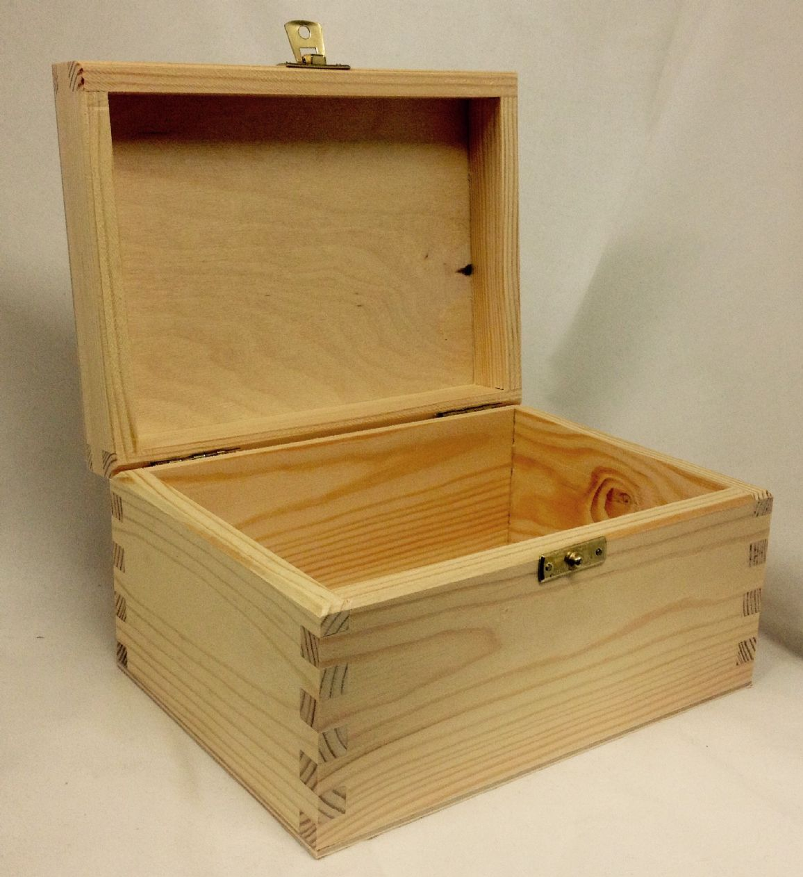 Firewood+Storage+Boxes Pine Wood Storage Box - Large